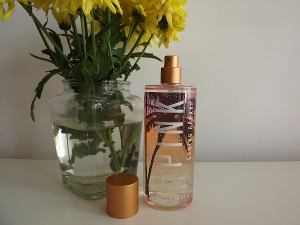 Victoria's Secret Pink Spring Break Body Mist