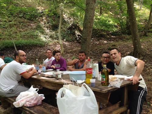 Giornata in montagna 07/09/2013