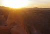 Into the sunset. Turkey.
