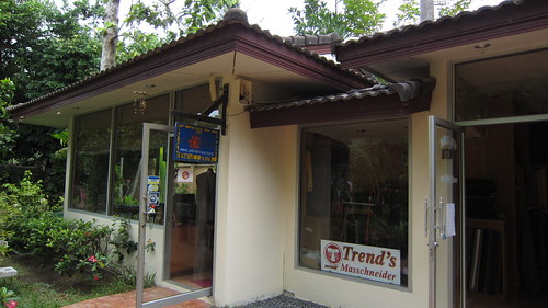 Koh Samui Paradise Beach Resort-shops
