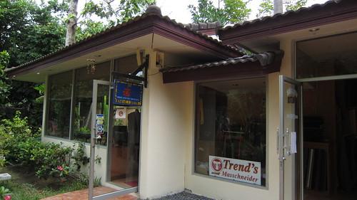 Koh Samui Paradise Beach Resort-shops