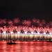 Bosphorus Bridge fireworks (Cumhuriyet Coşkusu) Turkey - Istanbul - Beylerbeyi by bahadırbermekphotography