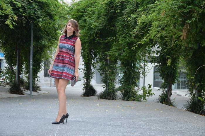 vestido choies