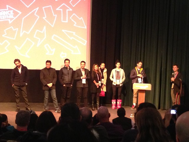 Metro Manila at Sundance