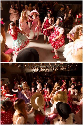 Dancing Lolitas