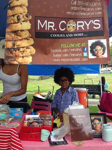Mr. Cory's Cookies