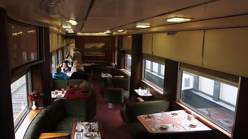 Potomac Eagle Scenic Railroad 1951 Club Car