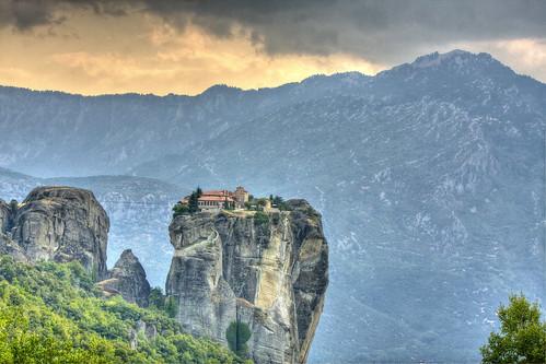 greece hdr agost meteora muntanyes monestirs 2013 celsvermells