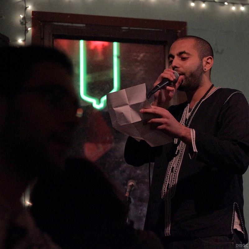 Monk.e et K-Rim au Festival du Monde Arabe de Montréal