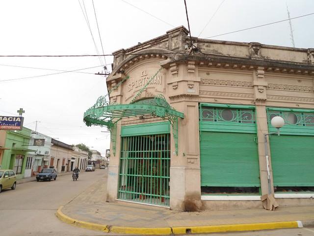 Calles de Victoria Entre Rios