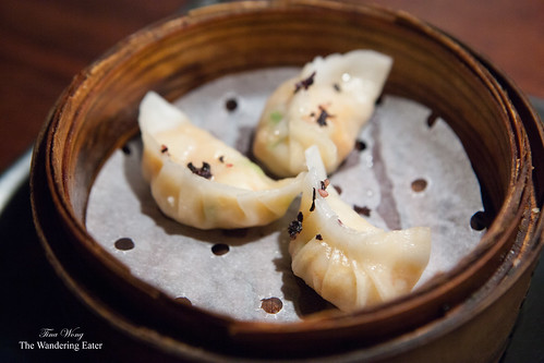 Course 11 - Langoustine dumplings