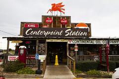 Texas - Centerpont Station