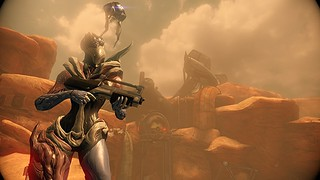 Warframe on PS4, 02