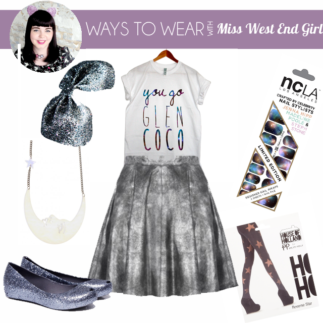 ways to wear misswestendgirl