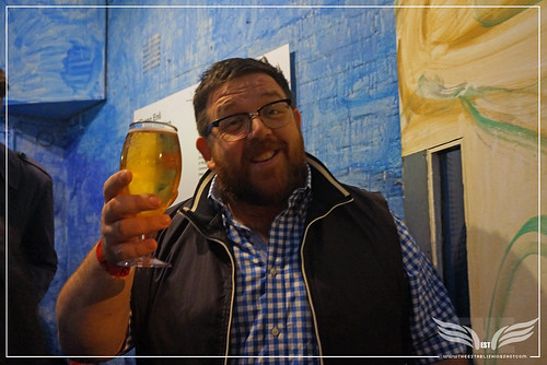 The Establishing Shot: IN FEAR PREMIERE - NICK FROST @ THE ICA PRESENTED BY STELLA ARTOIS by Craig Grobler