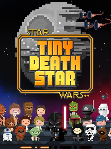 Star Wars Tiny Death Star Title