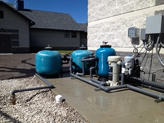 Water Park Graywater Job - 2013