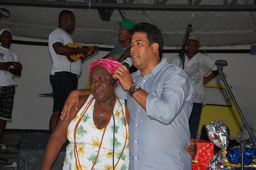 Resultado de imagem para Mãe Nenzinha presidente da Ass das baianas do acarajé