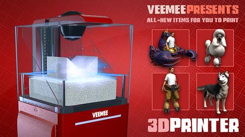 VEEMEE_3DPrinter