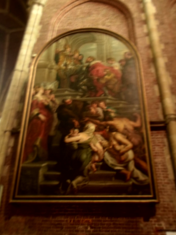 Altarpiece by Rubens
