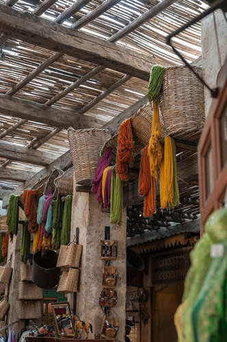 Moroccan Market Detail by Jeff.Hamm.Photography