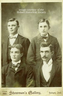 Boys from Roper genealogy file