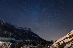 Oetztal Night Sky