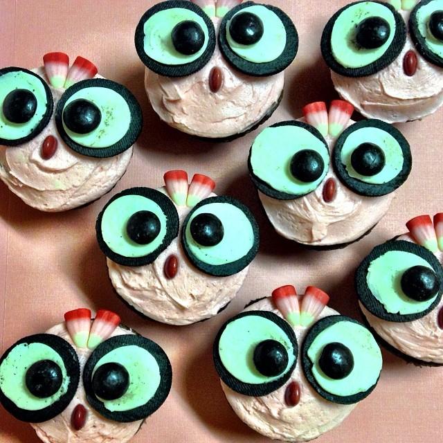 Cupcakes I made