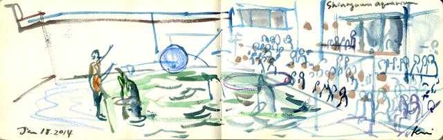 Shinagawa aquarium-1