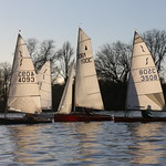 19 January, 2014 - 16:05 - At the upriver mark