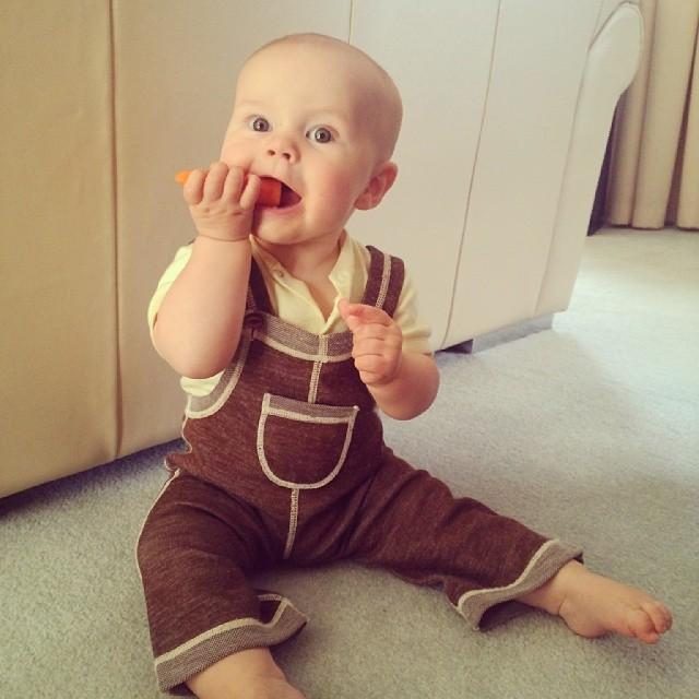 Delicious carrot #babyjagoe