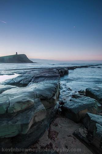blue sea seaweed rock sunrise dawn coast early sand wave pools dorset shallow jurassic folly kimmeridge blinkagain