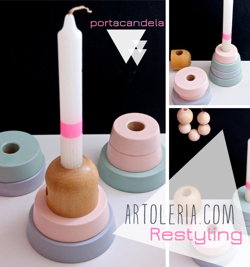 restyling news rubrica di riuso creativo su Artoleria.com