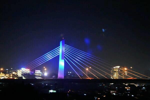 jembatan pasupati baru