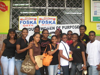 Recruitment Drive YWOP St. Elizabeth