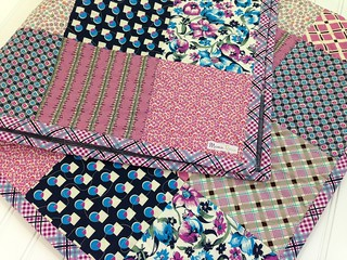 Huckleberry Quilt