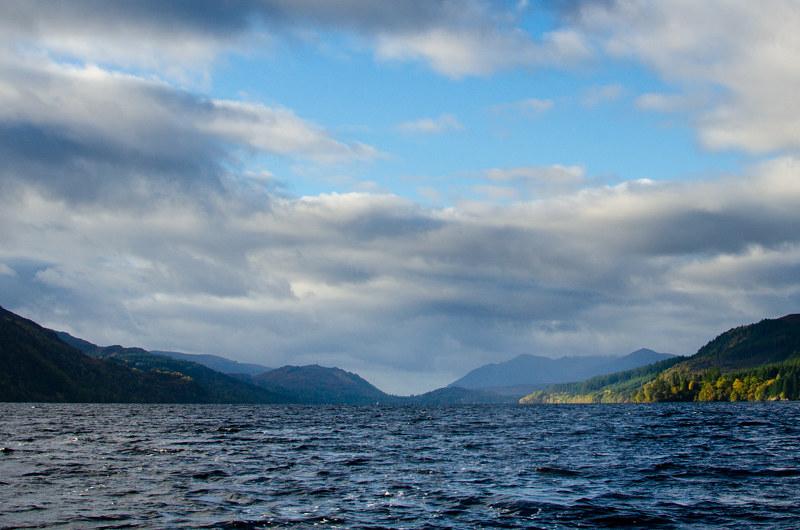 Lochness Lake?