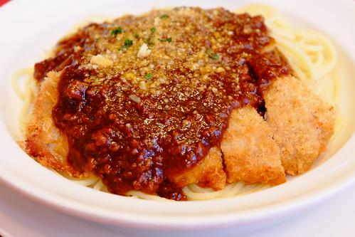 shango spaghetti