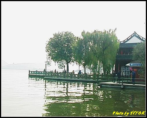 杭州 西湖 (其他景點) - 158 (白堤上的西湖十景之 平湖秋月)