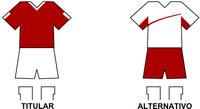 Uniforme Selección Tacuary de Fútbol