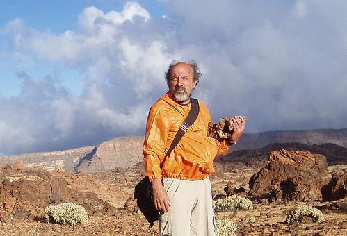 Jan A. Novák: Vulkanická krajina je krásná a zajímavá