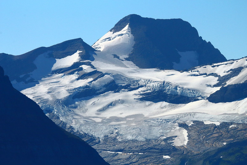 IMG_4710 Blackfoot Mountain and Blackfoot Glacier