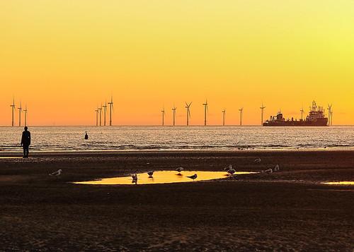 Sunset (Explored) per Beverley Goodwin a Flickr
