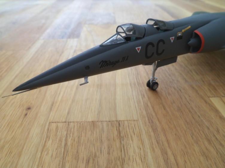 Numéro 56 [Heller Dassault Mirage IV A - 1/72] 12890686554_642bdc3823_b