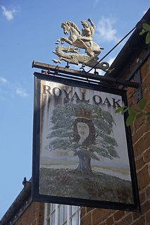 Royal Oak, Flore