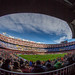 Camp Nou Fisheye Daytime by Pointless Pictures