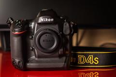Nikon D4s Open Box & Trial