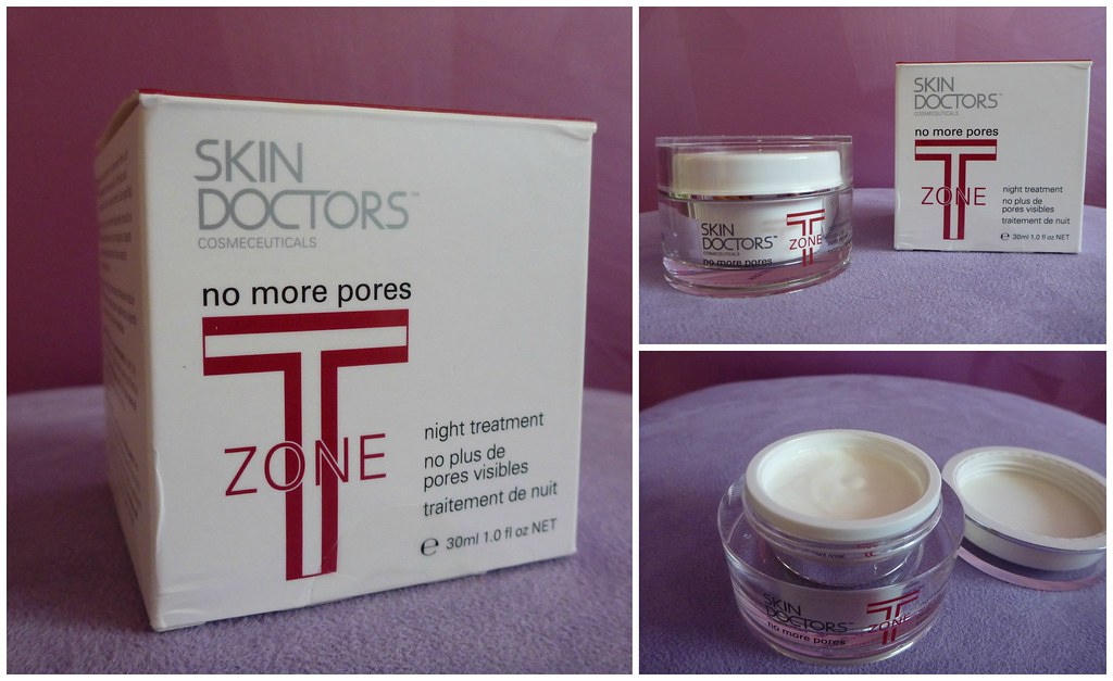 Skin Doctors T zone oily skin blemish prone cleanser cream night day active australian beauty review ausbeautyreview blog blogger healthy improvement no more pores treat pretty drugstore2