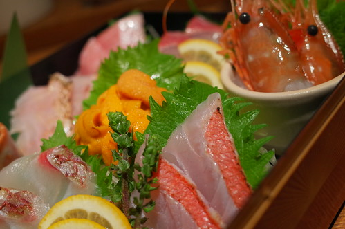 7 kinds of jewelry sashimi