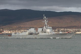 USS James E Williams DDG-95